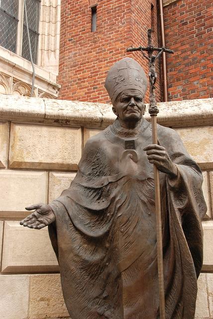Giovanni Paolo II, un papa che spese la propria vita per gli altri